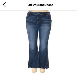 Lucky Brand Plus Sz 22 Jeans